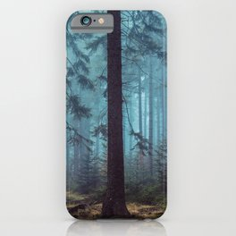 In the Pines iPhone Case