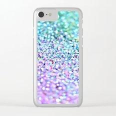 Little Mermaid Clear iPhone Case