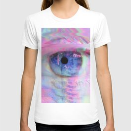 Digital Evil Eye T-shirt