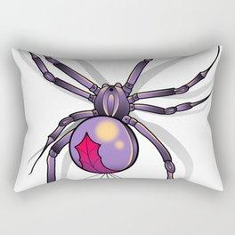 The Widow. Rectangular Pillow