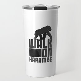 Harambe Travel Mug