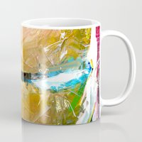 ironman Mugs featuring IRONMAN by DITO SUGITO
