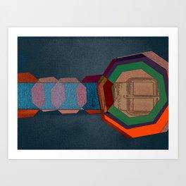 JETSON'S BELT 05 Art Print
