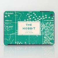 hobbit iPad Cases featuring The Hobbit by Buzz Studios