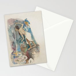 Pape moe (ca 1893-1894) by Paul Gauguin Stationery Cards