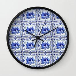 Dutchie Blues 4 Wall Clock