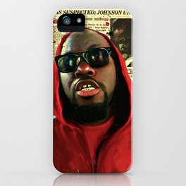 Kill The Messenger! iPhone Case