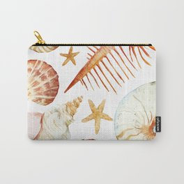Sea Life Pattern 09 Carry-All Pouch