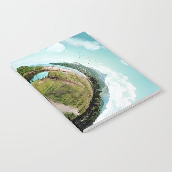 Nano Isle Notebook