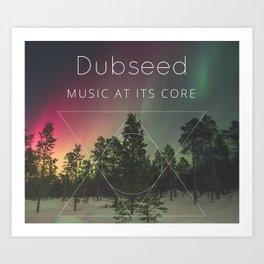 Dubseed Banner Art Print