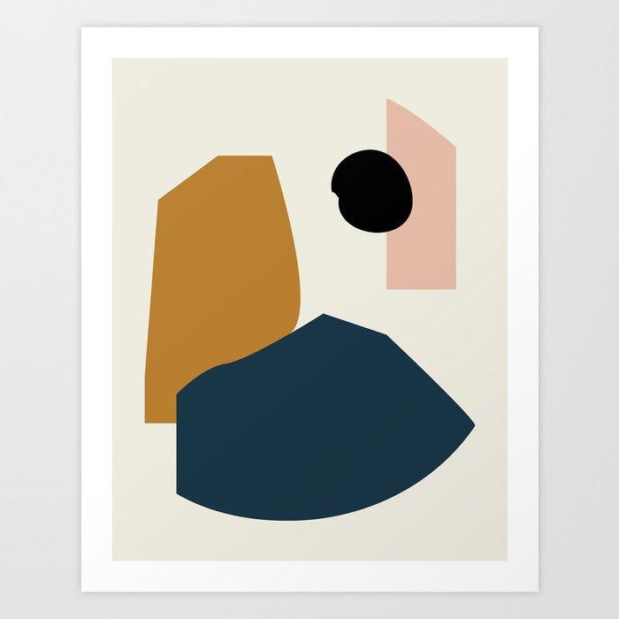Shape study #1 - Lola Collection Kunstdrucke