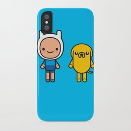 #48 Jake and Finn iPhone Case
