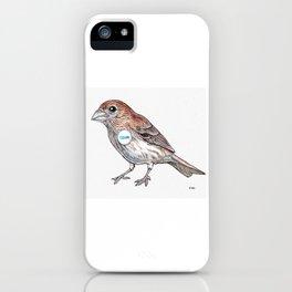 Bernie Bird iPhone Case