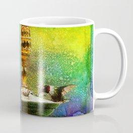 Jewel Hummingbird ~ Ginkelmier Inspired Coffee Mug