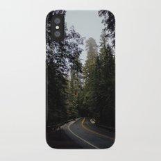 Redwoods pt. 3 Slim Case iPhone X