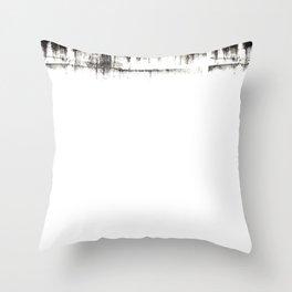 852 Throw Pillow