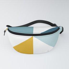 Modern Geometric 18/3 Fanny Pack