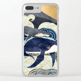 Bond IV Clear iPhone Case