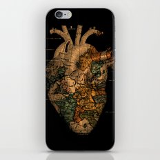 I'll Find You iPhone Skin