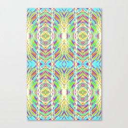 Light Dance Ripple edit Canvas Print