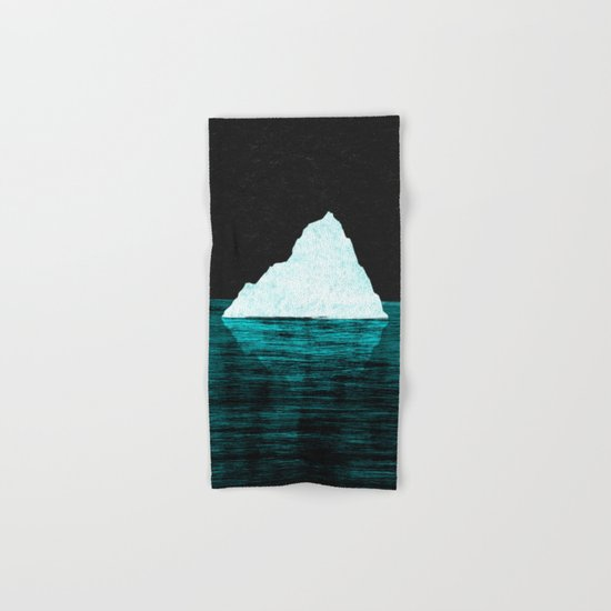 ICEBERG AHEAD! Hand & Bath Towel