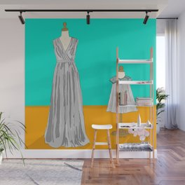 Mom and Daughter Dresses Wall Mural