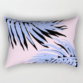 Cali blue blue Rectangular Pillow