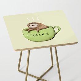 Sloffee Side Table