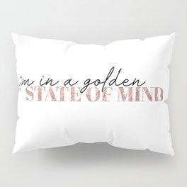 state of mind Pillow Sham