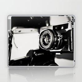 camera love b/w Laptop & iPad Skin
