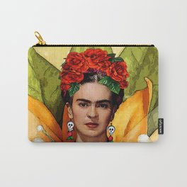 MI BELLA FRIDA KAHLO Carry-All Pouch