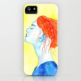 Inner Peace iPhone Case