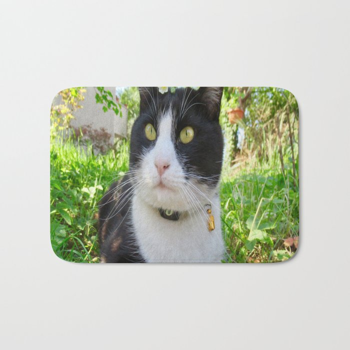 Orazio in the nature Bath Mat