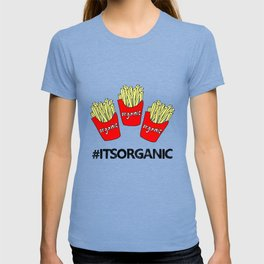 Organic Fries T-shirt