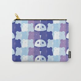 Sleuth of Bears Carry-All Pouch