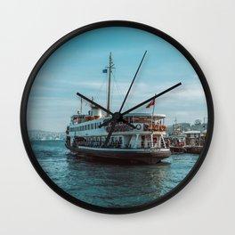 Galata Wall Clock