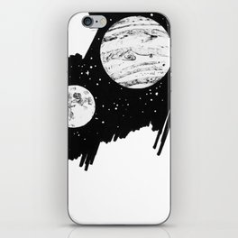 Nothing and everything iPhone Skin