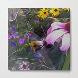 Ashland Wildflowers 1 Metal Print