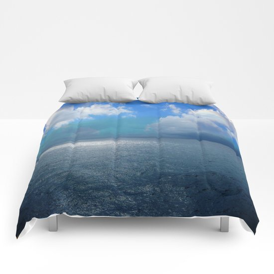 Dreaming Of The Sea Comforters