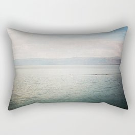 The Dead Sea Rectangular Pillow