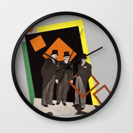 prisioners Wall Clock