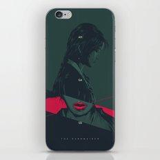 The Handmaiden iPhone & iPod Skin