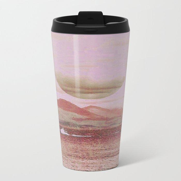 Red Sea Metal Travel Mug