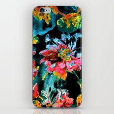 double floral iPhone & iPod Skin
