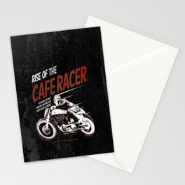 Rise of the Cafe Racer II Stationery Cards