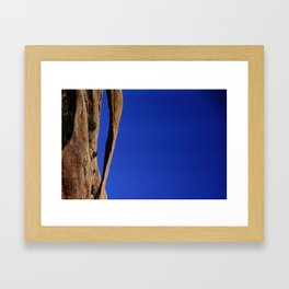 Arches in Juxtoposition Framed Art Print