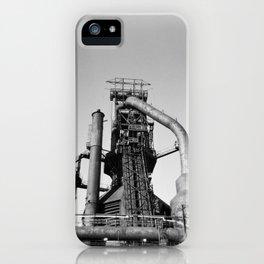 Blast Furnaces iPhone Case