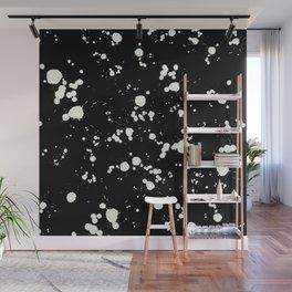 Mono Abstract Wall Mural