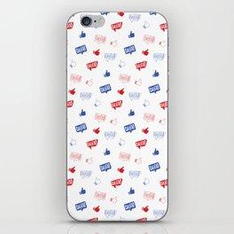 Davai! Yuri Ver. iPhone Skin