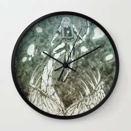 Misadventures in Commercial Diving Wall Clock